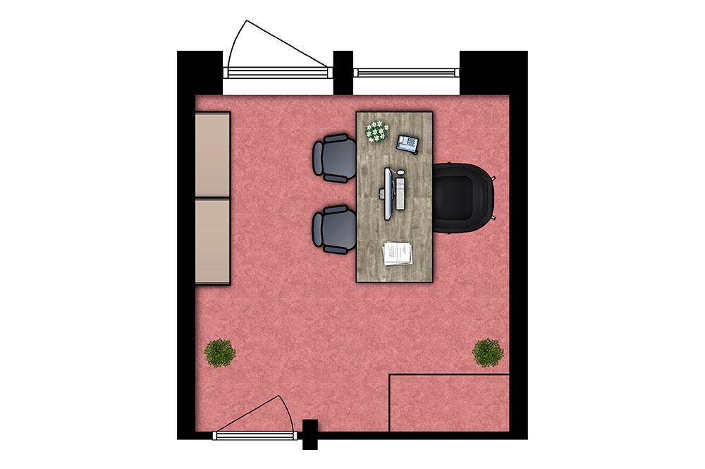Kantoor 8 - Oranjesingel 2