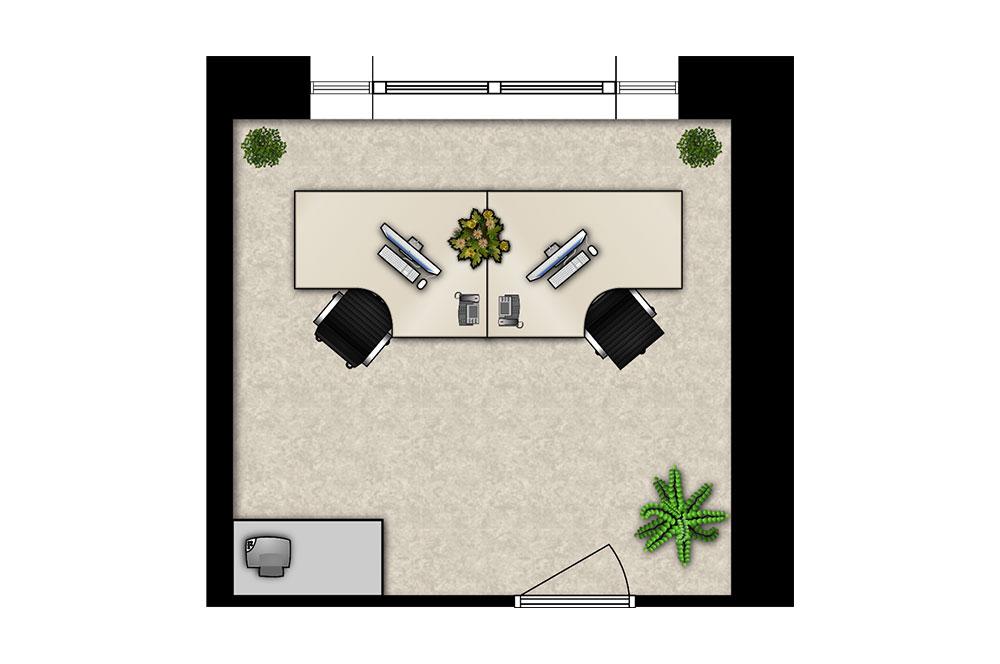 Kantoor 9 - Oranjesingel 2