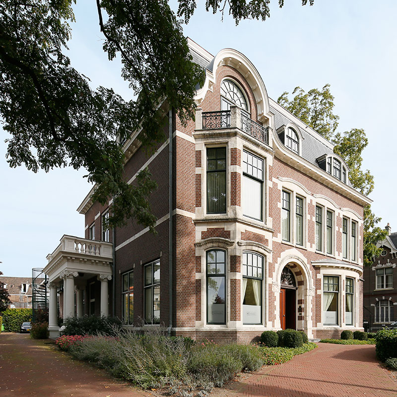 Gebouw Oranjesingel 2 in Nijmegen