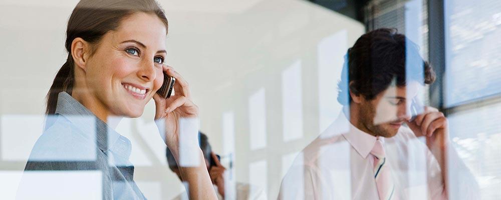 VOIP-telefonie voor alle huurders